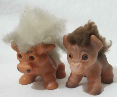 £16 • Buy Antique Vintage 1960s Thomas Dam Troll Small Horse X 2 - 2 1/2  In Height