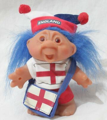 £9.99 • Buy Vintage 1986 Thomas Dam Troll - 5  In Height - Come On England