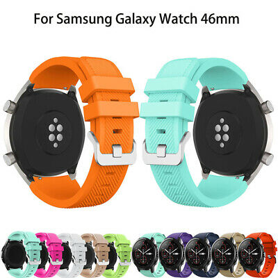 £2.79 • Buy Silicone Band Strap Watch Replacement Accessories For Samsung Galaxy Gear S3