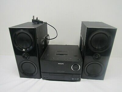 £40 • Buy Philips DCM3020/05 Micro Music System With Dock For IPad/iPhone/iPod - SAL FUR