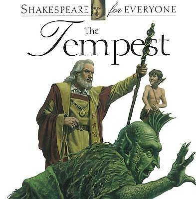£6.92 • Buy The Tempest Shakespeare For Everyone, Mulherin, Jennifer,  Paperback