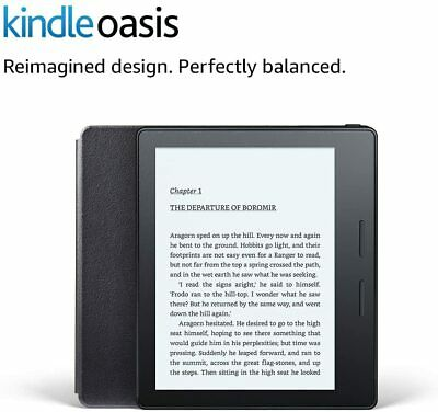 AU190.22 • Buy Amazon Kindle Oasis 2016 (8th Gen) 6  High-Resolution, Built-In Light, Wi-Fi