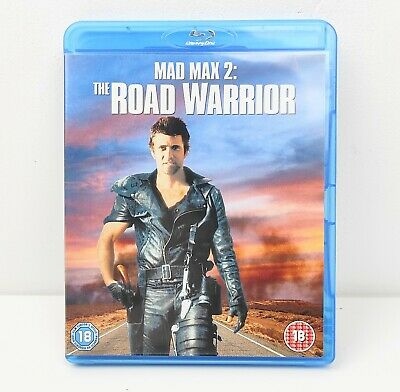 £3.95 • Buy Mad Max 2: The Road Warrior [1985] (Blu-ray) Mel Gibson, Bruce Spence