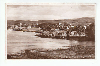£1.50 • Buy Falls Of Lora Connel Loch Etive Argyll 1931 Real Photograph Valentines 213889