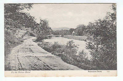 £1.50 • Buy On The Crinan Canal Argyll Photo Taken 1878 Card Published Pre 1911 Valentines