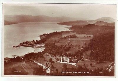 £1.50 • Buy Inveraray & Loch Fyne 1922 Real Photograph Valentines 86310 Faregreave Connaught