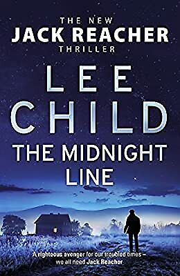 £3.11 • Buy The Midnight Line: (Jack Reacher 22), Child, Lee, Used; Good Book