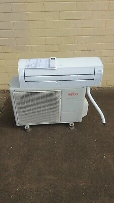 AU350 • Buy 3.5kw Cooling / 3.7kw Heating Fujitsu Split System Air Conditioner (Used)