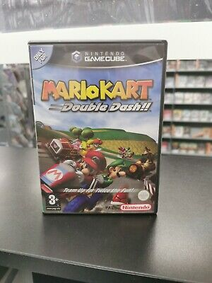 £12.95 • Buy Mario Kart Double Dash GameCube Game (Case And Manual ONLY) NO DISC