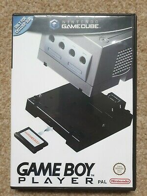 £73.95 • Buy Nintendo Gamecube Game Boy Player Startup Disc Only - PAL