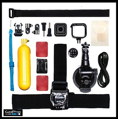 £160 • Buy Gopro Hero 5 Session 4k+head Mount+yellow Floaty+suction + New Accessories
