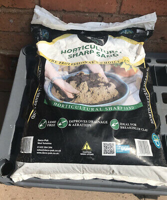 £1.98 • Buy Horticultural Sharp Sand, Handy Pack, By Deco-Pac