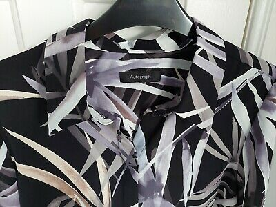 £3.99 • Buy Marks And Spencer Autograph Ladies Blouse Size 12