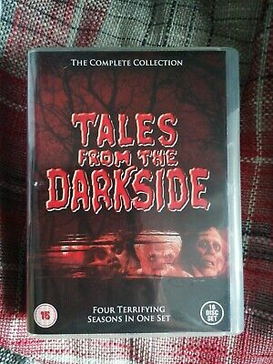 £21.99 • Buy Tales From The Darkside - Complete Collection (DVD, 2013, 16-Disc Set)