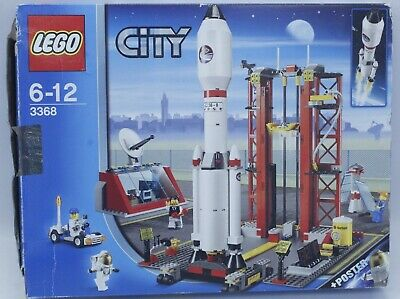£6.49 • Buy LEGO CITY CLUB Space Centre Construction Set Number 3368 Ages 6-12 BOXED - P04