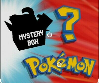 $29.99 • Buy Pokemon Card MYSTERY BOX, WOTC And MODERN 2015 And Above (300 Cards Or More)