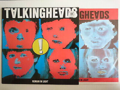 £6.99 • Buy Talking Heads Remain In Light Sire S 65586 Brian Eno David Byrne New Wave Inner