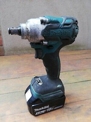 £41 • Buy Makita DTW285Z Cordless 18 V Li-ion Impact Wrench - BODY ONLY