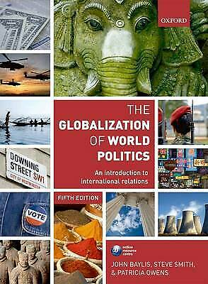 £2.20 • Buy The Globalization Of World Politics: An Introduction To Interna .9780199569090