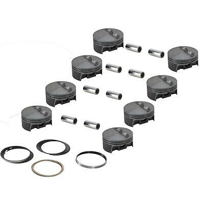$747.35 • Buy MAHLE 930200630 Forged Flat Top Pistons, 4.030 Bore, SBC