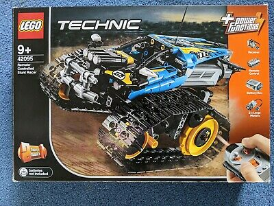 £12.60 • Buy LEGO Technic Remote-Controlled Stunt Racer Set (42095) Power Functions