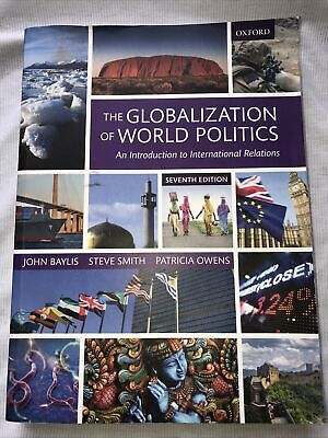 £7.50 • Buy The Globalization Of World Politics: An Introduction To International Relations