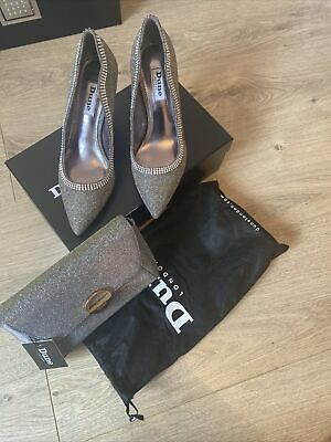 £40 • Buy Dune Shoes Size 4 And Matching Bag