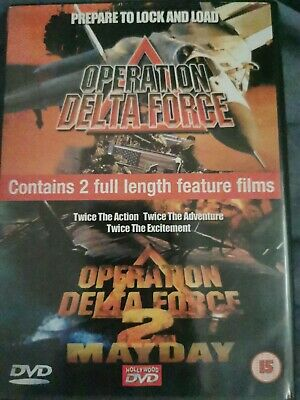 £2.40 • Buy Operation Delta Force 1 & 2 Mayday *SAME DAY UK POST*