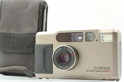 $ CDN969.30 • Buy 【Lens Fungus】Contax T2 35mm F/2.8 Film Camera Functional Is OK By DHL From JAPAN