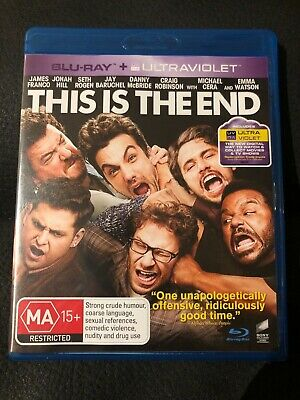 AU5 • Buy This Is The End - Blu-ray. Seth Rogen. James Franco.