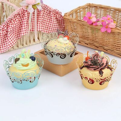 £2.28 • Buy Tools Little Vine Cake Paper Cups Cupcake Wrappers Muffin Cases Baking Mold