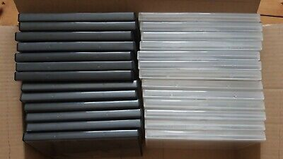 £3.99 • Buy 26x DVD CD Cases Boxes Empty, Used Good Condition