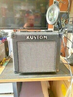£32.99 • Buy Kustom KGA10 10W Lead Guitar Practice Amp With Effects
