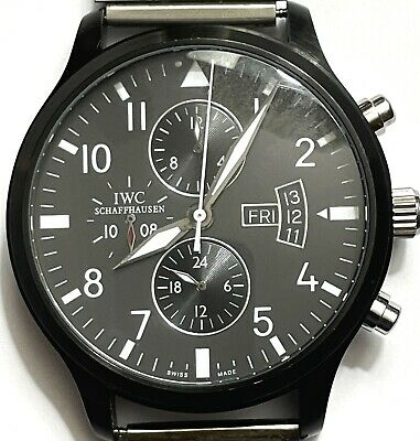 $ CDN252.05 • Buy Vintage Heavy Seiko Chronograph Wristwatch Watch With Band Working
