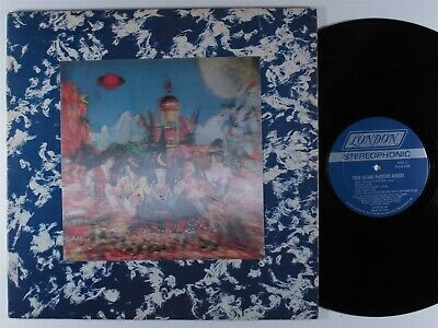 £38.21 • Buy ROLLING STONES Their Satanic Majesties Request LONDON LP VG+ Lenticular Cover *