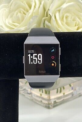 $ CDN79.24 • Buy Fitbit Ionic Smartwatch Fitness Activity Tracker Charcoal Unisex One Size