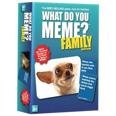 AU48.88 • Buy What Do You Meme - Family Edition