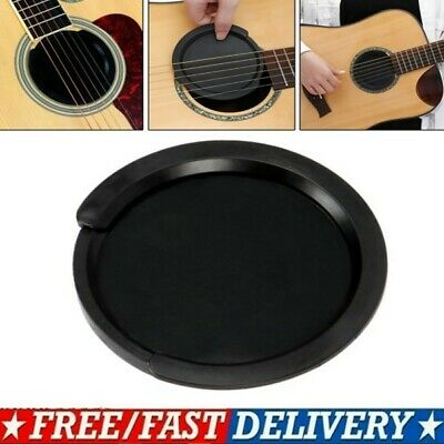 £7.73 • Buy 1PCS Classical Acoustic Guitar Sound Buster Hole Cover Noise Reduction Uk~