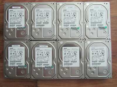 """View Details 8 X HGST  2TB 7.2K SAS 6GB/s 3.5"""" HDD HUS723020ALS640 - Tested & Working Fine • 100.00£"""