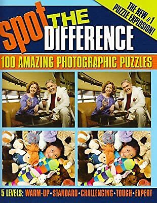 £2.25 • Buy Spot The Difference (Puzzles), Arcturus Publishing, Used; Good Book