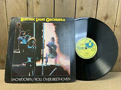 £8.99 • Buy Electric Light Orchestra Showdown/roll Over Beethoven 12  Vinyl Record