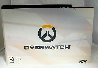 AU103.50 • Buy Overwatch: Origins Collectors Edition PC Complete W/ Activation Key And Box