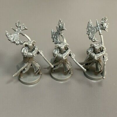 AU6.54 • Buy Lot 3 Heroes Monster Miniatures For Dungeons & Dragon D&D Figures Board Game #11