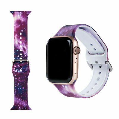 $ CDN7.36 • Buy For Apple Watch Band Series 6 -1 Modern Buckle Fashion Strap Good Gifts For Her