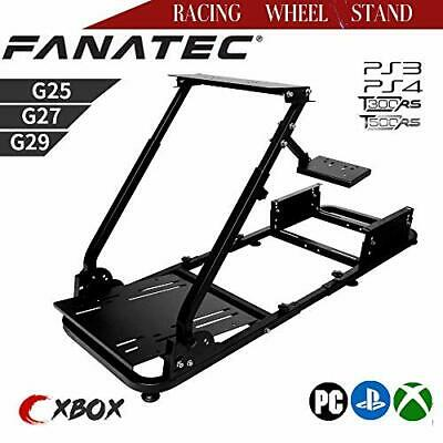 £139.99 • Buy Zootopo Driving Racing Seat Racing Simulator Steering Wheel Stand Compatible For