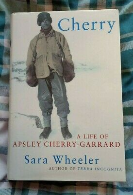 £2.99 • Buy Cherry: A Life Of Apsley Cherry-Garrard(Scotts Antartic Expedition) S. Wheeler