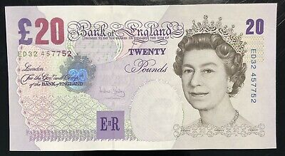 £40 • Buy Old Twenty £20 Pound Note Uncirculated