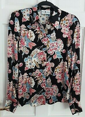 AU14.01 • Buy Marks And Spencer Archive By Alexa Chung Size 6 Blouse