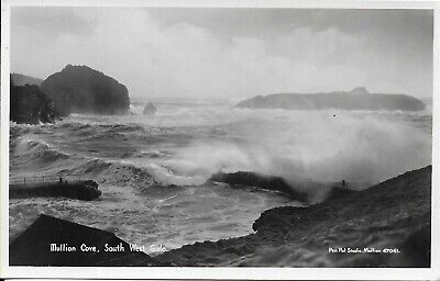£3.13 • Buy Mullion Cove - South West Gale - Cornwall - Real Photograph - Postcard  ~~