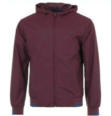 £96.99 • Buy Fred Perry Full Zip Through Hoodie Jacket Mens Size: Small (RRP £160)